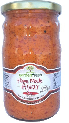 Home Made Hot Ahvar 720g